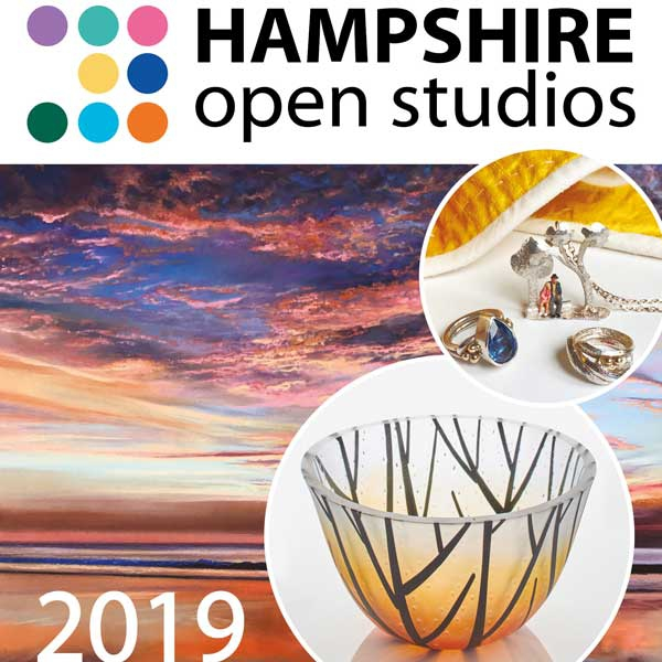 Hampshire Open Studios and Petersfield Arts and Crafts Exhibitions.
